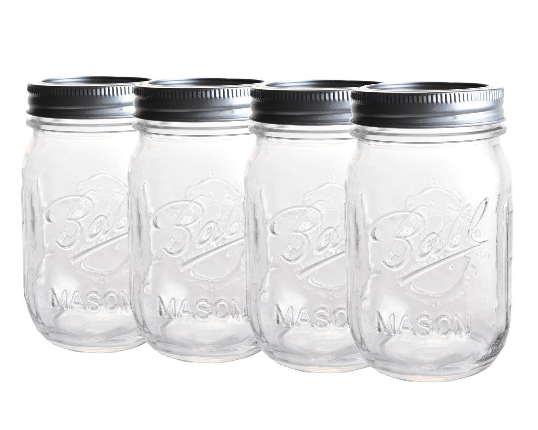 ball mason jar redneck glas. Black Bedroom Furniture Sets. Home Design Ideas